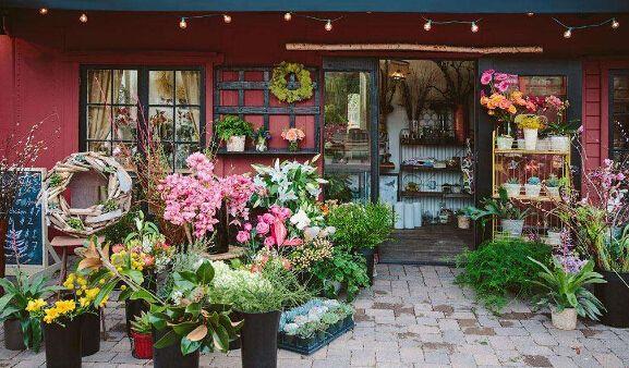 有创意的文艺的花店名字
